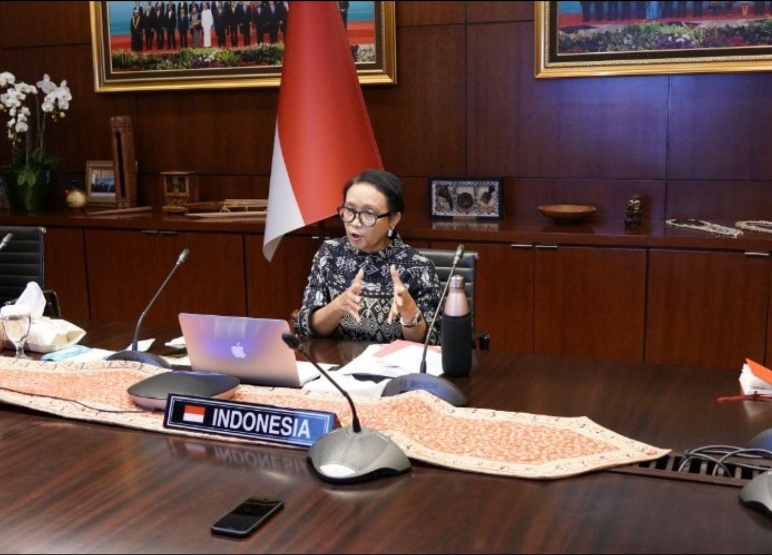 Abaikan Janji Bantuan 28 Triliun, Indonesia Tolak Buka ...